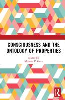 Consciousness and the Ontology of Properties PDF