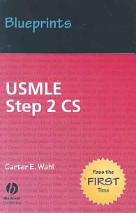 Blueprints USMLE Step 2 CS Book