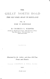 The Great North Road: The Old Mail Road to Scotland, Volume 2