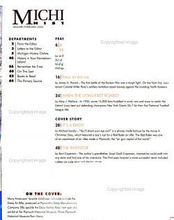 Michigan History Magazine PDF
