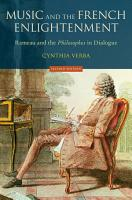 Music and the French Enlightenment PDF