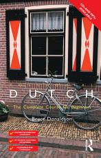 Colloquial Dutch PDF