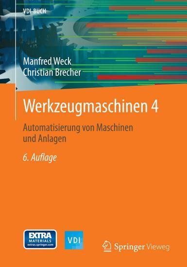 Werkzeugmaschinen 4 PDF