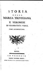 Storia Della Marca Trivigiana E Veronese: Volume 8