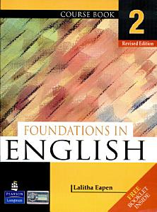 Foundations In English Course Book   2  Revised Edition   2 E PDF