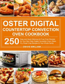 Oster Digital Countertop Convection Oven Cookbook