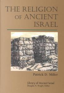 The Religion of Ancient Israel PDF