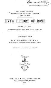 Titi Livii Patavini Historiarum ab urbe condita libri XXI, XXII: Part 3