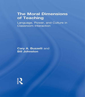 The Moral Dimensions of Teaching PDF