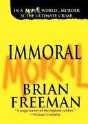 Immoral PDF