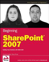 Beginning SharePoint 2007 PDF