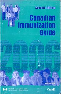 Canadian Immunization Guide