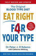 Eat Right 4 Your Type PDF