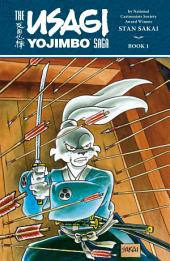 Usagi Yojimbo Saga: Volume 1