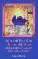 Exile and Post 1946 Haitian Literature PDF