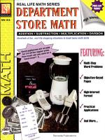 Real Life Math Series  Department Store Math PDF
