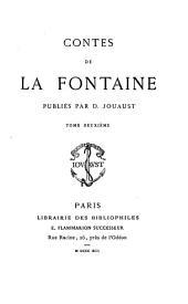 Contes de La Fontaine: Volume1