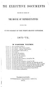 House Documents: Volume 15; Volume 267