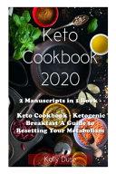 Keto Cookbook 2020