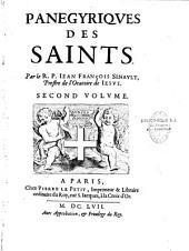 Panégyriques des saints