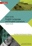 Collins Aqa Gcse English Language and English Literature    Aqa Gcse English Language and English Literature  Teacher Guide PDF