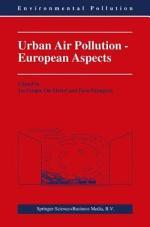 Urban Air Pollution - European Aspects