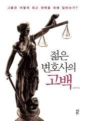젊은 변호사의 고백: 그들은 어떻게 최고 권력을 위해 일하는가?