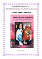 Companion Workbook to What The Torah Teaches Us About Survival PDF