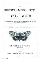 An Illustrated Natural History of British Moths PDF