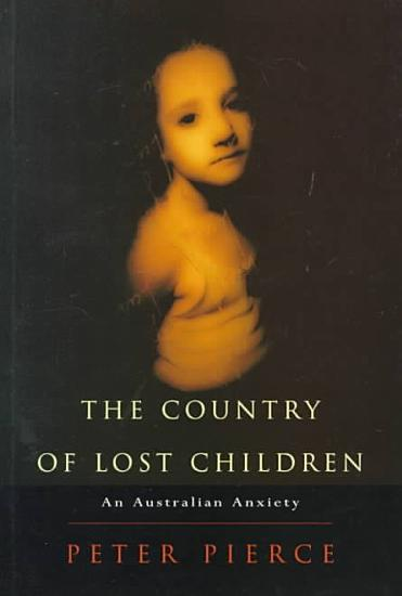 The Country of Lost Children PDF