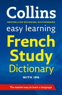 French Study Dictionary PDF