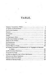 Œuvres complètes de l'abbé H. R. Casgrain ...
