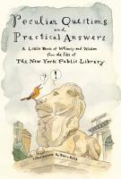 Peculiar Questions and Practical Answers PDF