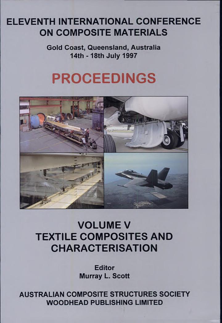 ICCM-11 Proceedings (Six Volumes)