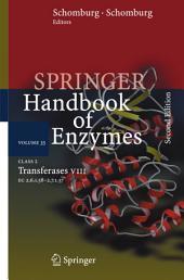 Class 2 Transferases VIII: EC 2.6.1.58 - 2.7.1.37, Edition 2