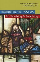 Interpreting the Psalms for Teaching and Preaching PDF