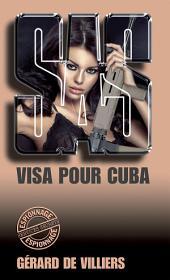 SAS 93 Visa pour Cuba