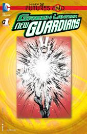 Green Lantern: New Guardians: Futures End (2014-) #1