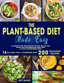 The Plant Based Diet Made Easy Book PDF