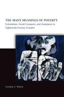 The Many Meanings of Poverty PDF