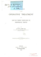 A Study of the Operative Treatment for Loss of Nerve Substance in Peripheral Nerves