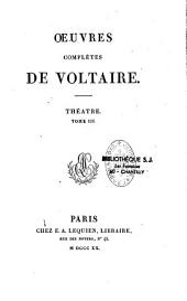Oeuvres complètes de Voltaire: Volume30