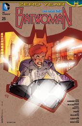 Batwoman (2011-) #25