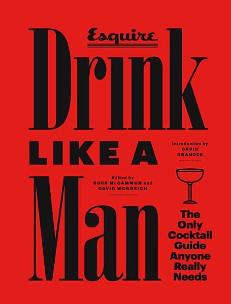 Download Drink Like a Man Book