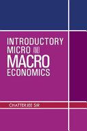 Introductory Micro and Macro Economics