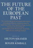 Download The Future of the European Past Book
