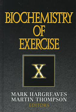 Biochemistry of Exercise X PDF