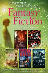 Leave Your World Behind A Fantasy Fiction Sampler Book PDF