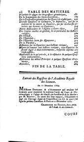 Cours de mathématiques a l'usage des gardes du pavillon et de la marine: Page1