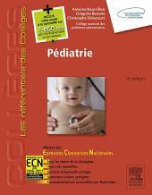 Pédiatrie: Réussir les ECNi, Édition 6